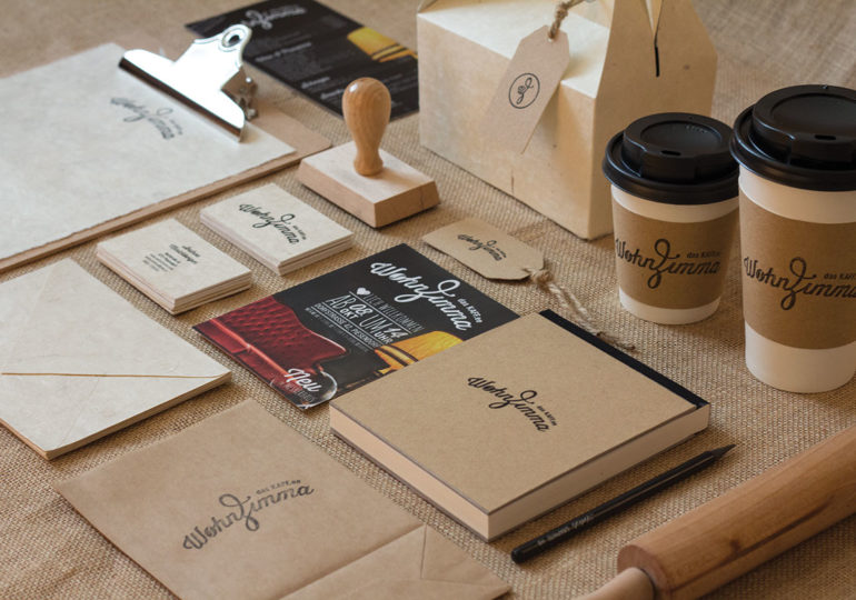 Главное в бизнесе – создание фирменного стиля