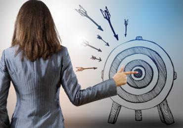 Этапы формирования целей